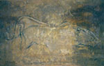 Cats at Chauvet Cave